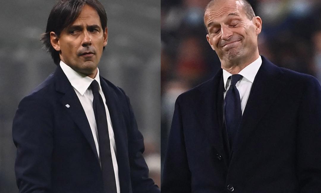 L'Inter spreca, la Juve approfitta. A Milano finisce 1-1