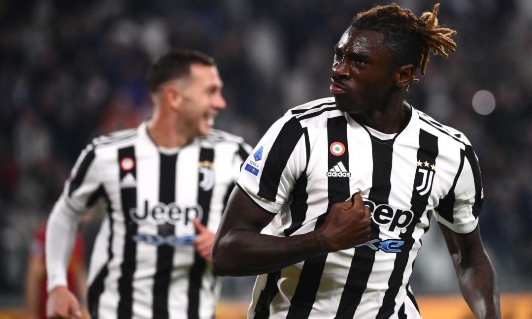 Alla Juventus basta un gol di Kean...