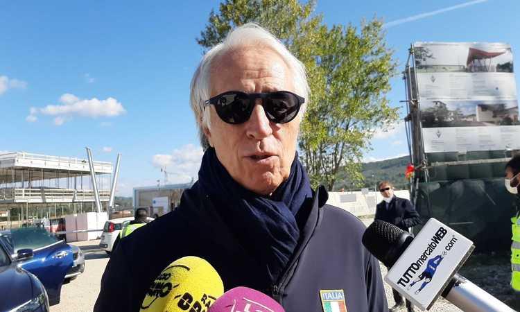 Malagò: 'Fiorentina, mai visto nulla di simile al Viola Park! Molti presidenti scontenti del trattamento al sistema calcio'