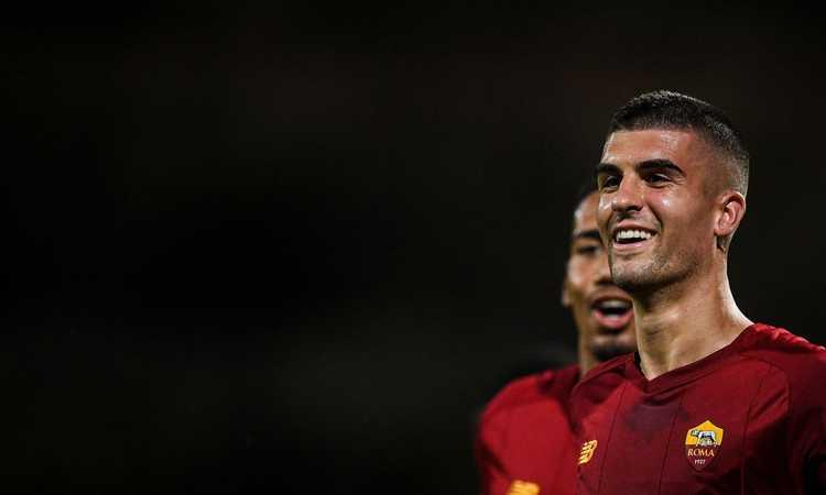 Roma, incontro con l'agente di Mancini: il punto sul rinnovo