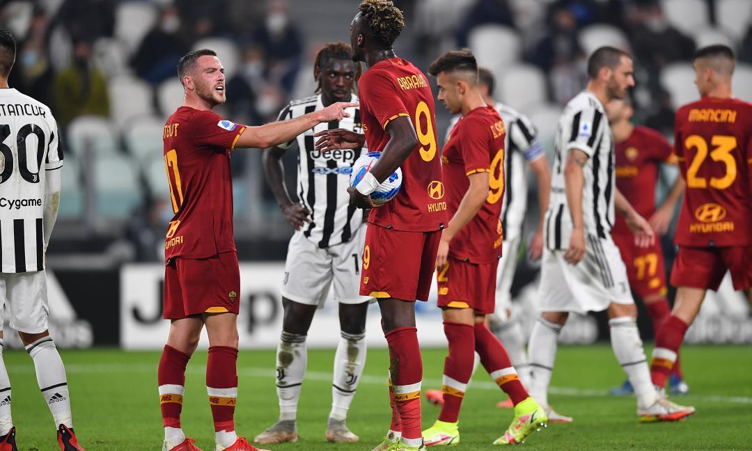 Juve-Roma: un pareggio già scritto, il rigore...
