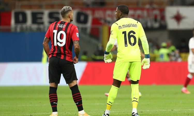 Dai 34' di Ibra alla tegola Maignan, fino al Covid di Giroud e Theo: iella Milan, già 13 infortuni da inizio stagione